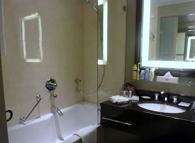 Hotel Le Meridien Etoile. Paris, France www.thebrighterwriter.blogspot.com