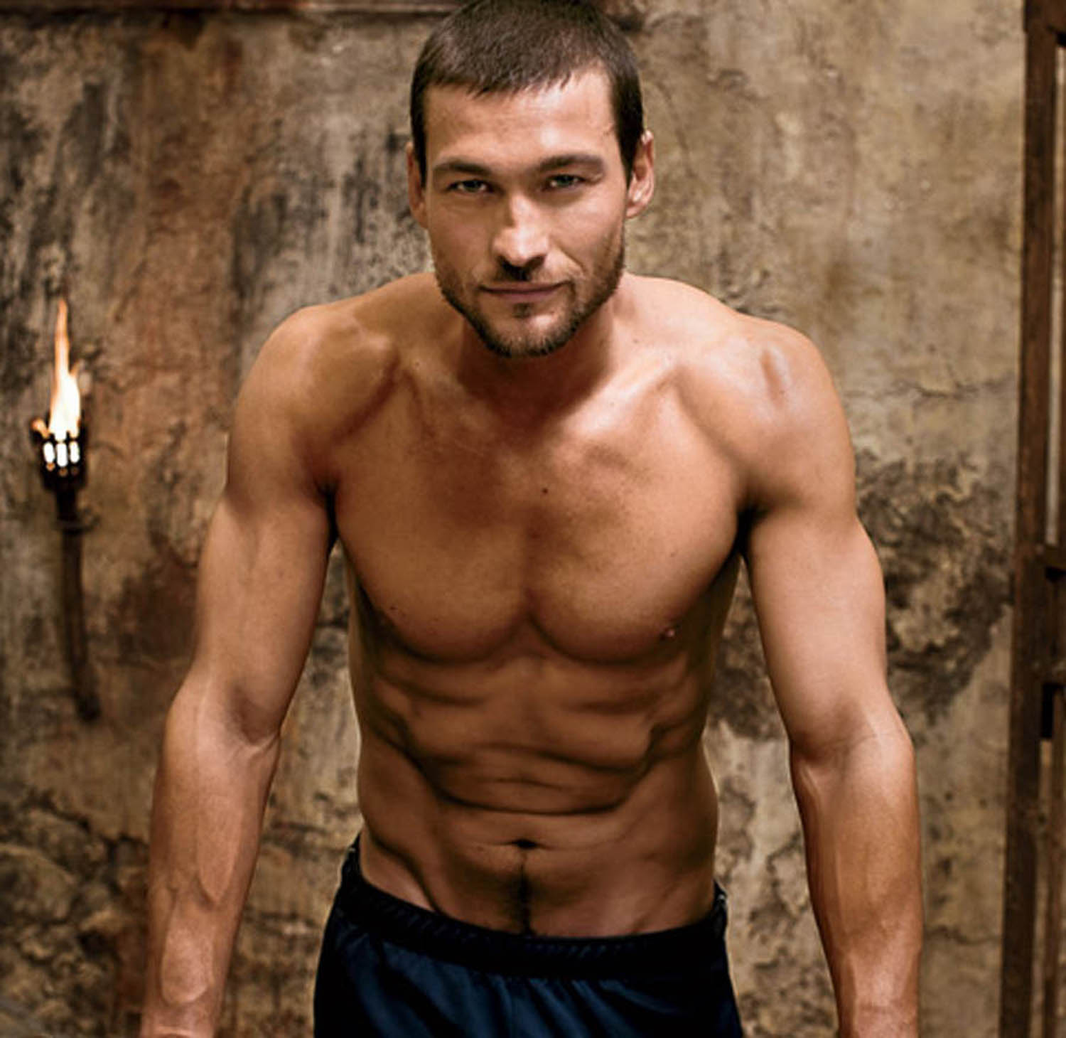 Andy Whitfield PhotosAndy Whitfield