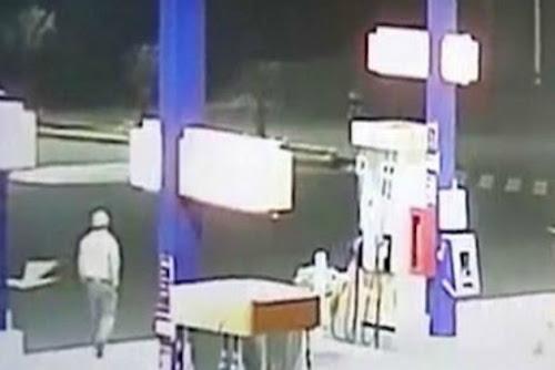 Estranha criatura alien é registrada em câmeras de segurança de posto de gasolina no Peru