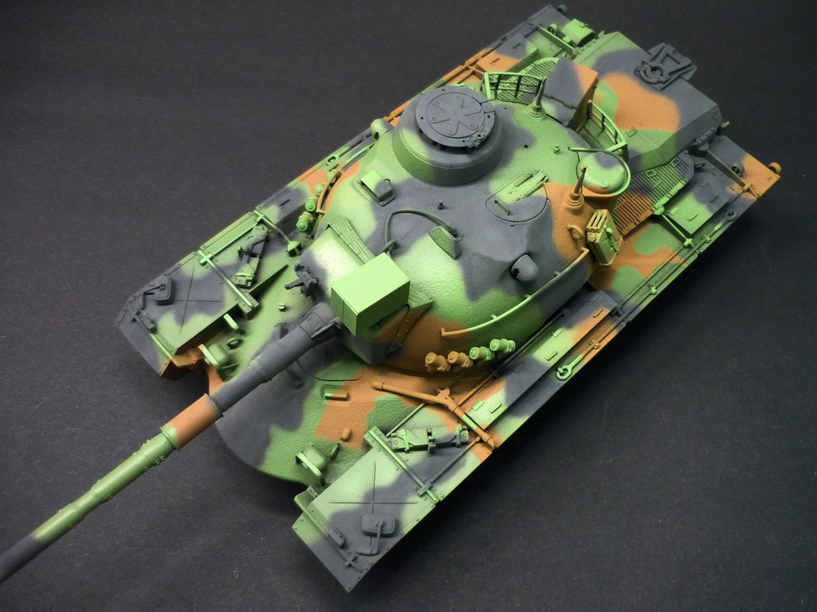 The Modelling News Review Build Revell S New Tool M48