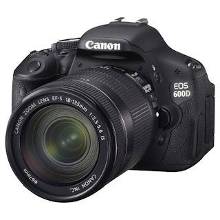 Canon EOS 600 DL Lensa Kit