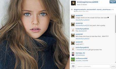 gadis cantik asal rusia tercantik di dunia