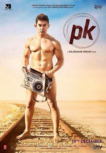 PK (2014) Movie Poster