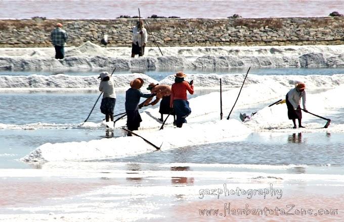 Salt Lake -Maha Levaya,Hambantota