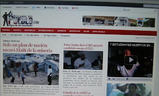 Hackean portal del periódico digital  Reclamos del Pueblo