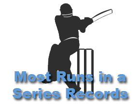 IPL Most Runs Records and IPL All Season Batting Records IPL Runs in Series