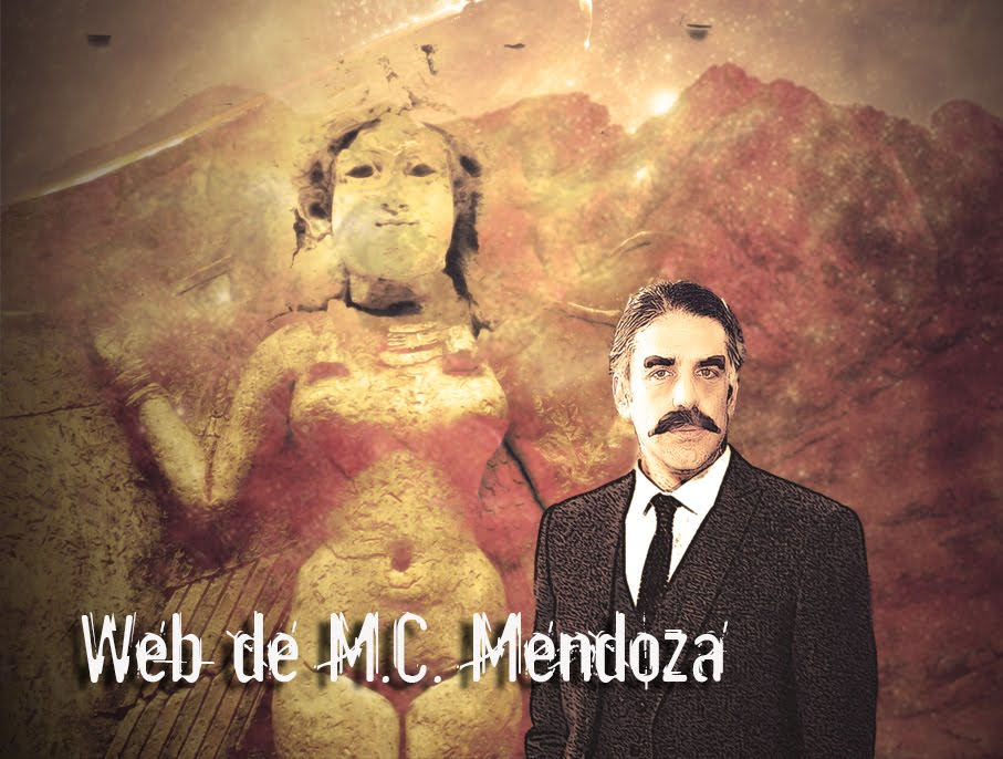 Web de  M. C. Mendoza