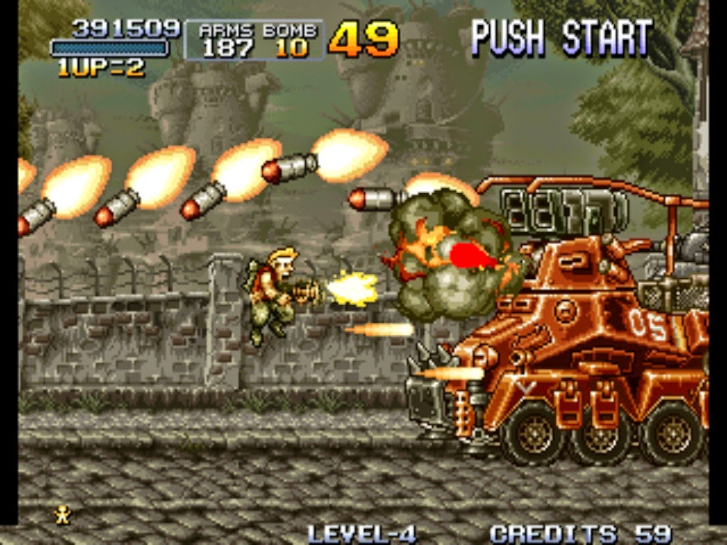 Metal Slug 1,2 Games Free Download For PC