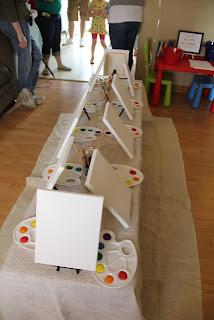 Ιδέες για παιχνίδια-ζωγραφική
