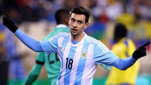 Javier Pastore Ingin Bawa Argentina Juarai Copa America 2015