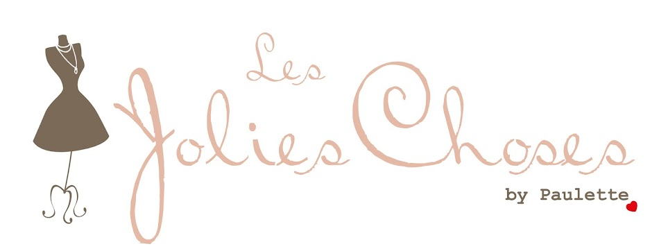 les jolies choses by paulette