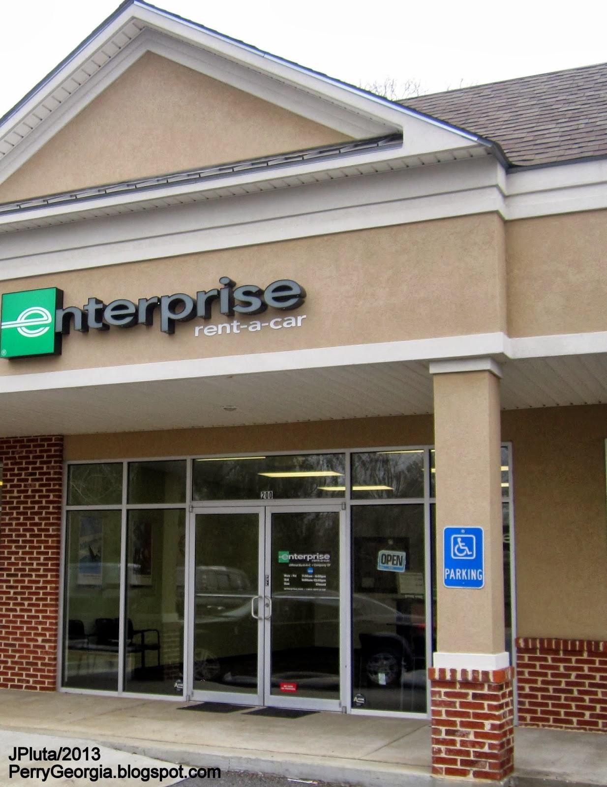 Enterprise Car Rental Perry Ga