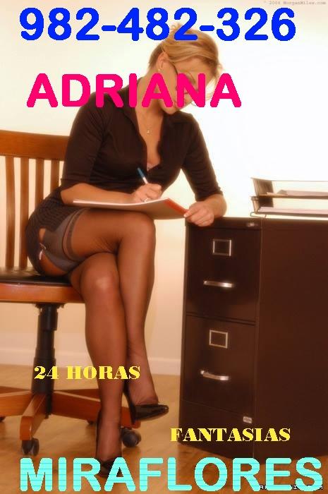 ADRIANA ESCORTS