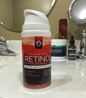 InstaNatural Advanced Action Retinol Moisturizer