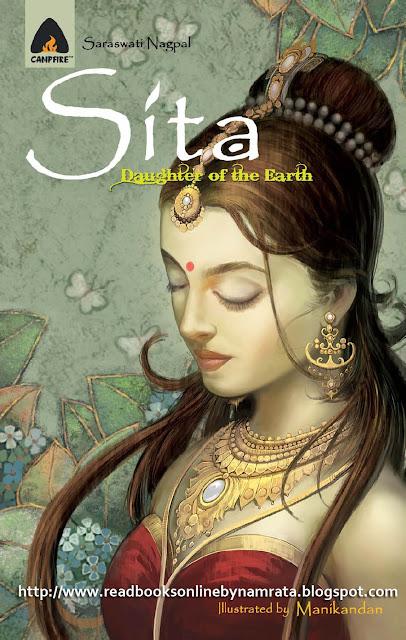 Sita Daughter of the Earth Read on http://www.readbooksonlinebynamrata.blogspot.com