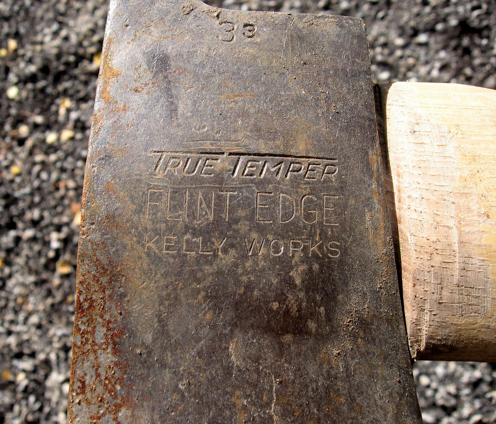 Dating antique axe heads
