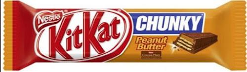 Kit Kat Chunky (Peanut Butter) - Nestlé