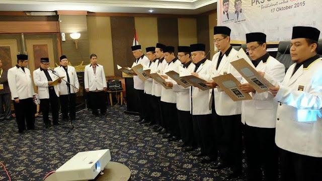 Irsyad Syafar Pimpin PKS Sumatera Barat
