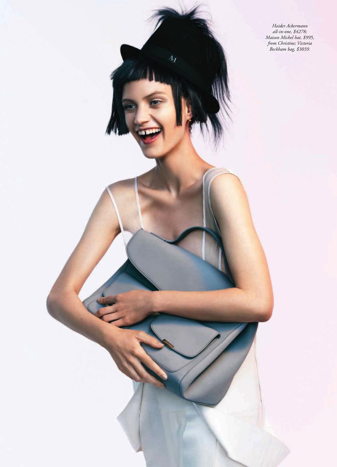 Perfume Brands t Kelsey gerry fashion spot