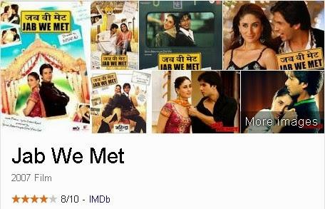 Jab We Met - Film India (Bollywood) Terbaik Dan Terpopuler Sepanjang Masa