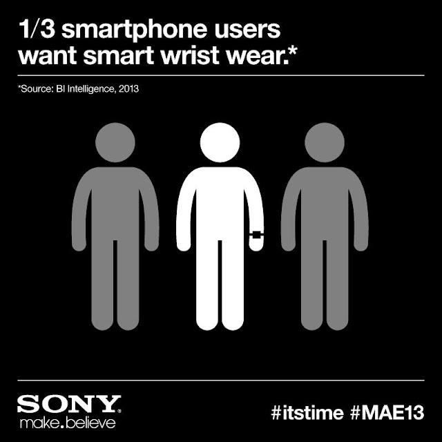 Sony SmartWatch Teaser