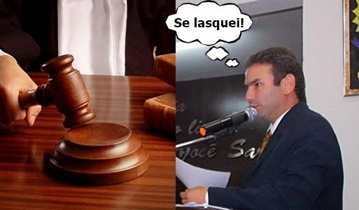 Chapadinha: Justiça suspende mandato do vereador Eduardo Sá e manda convocar suplente