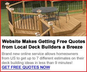 Find a Licensed Deck Builder