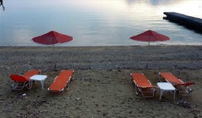 Και όμως συνέβη στην Ελλάδα! Ξέχασαν το μωρό τους στην παραλία