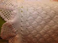 Detalle del punto crochet