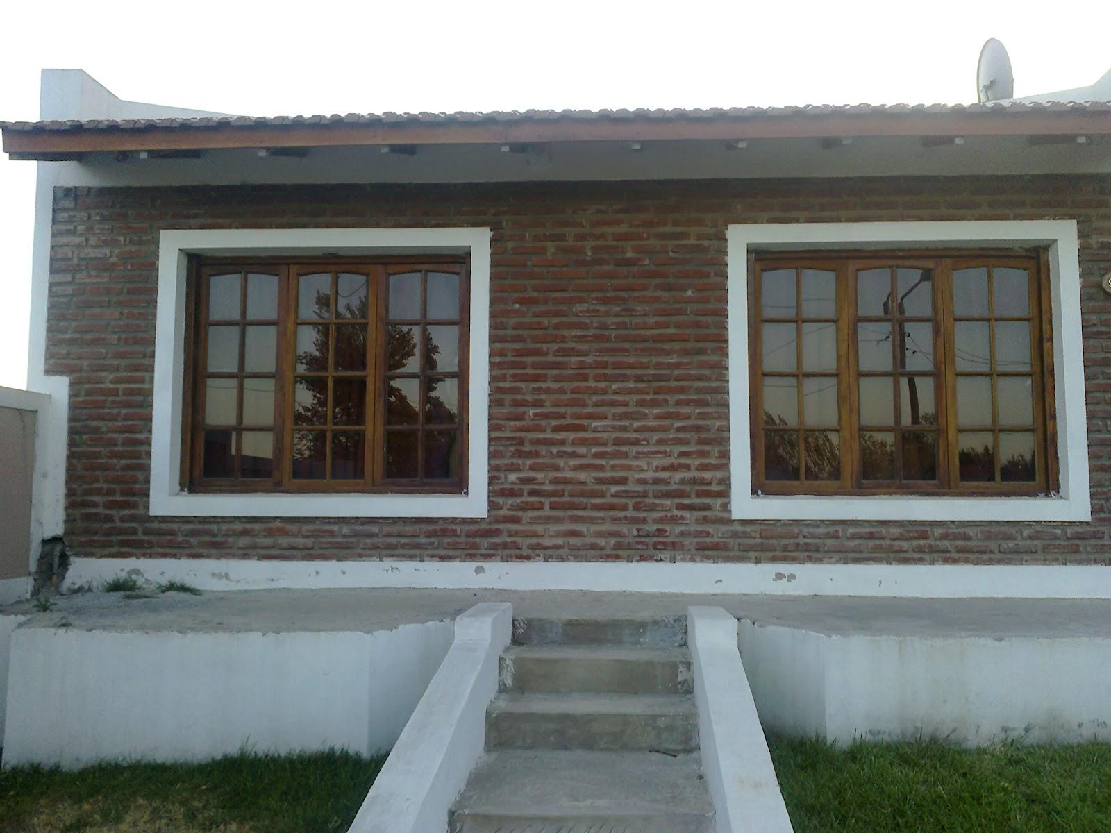 Construcciones gari marzo 2012 - Casas ladrillo visto ...