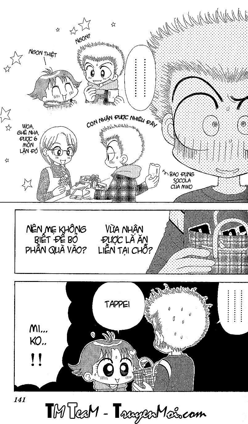 Kocchi Muite! Miiko chap 8 - Trang 10