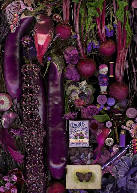 nuncalosabre.Nostalgia: A Study in Color - Claire Rosen