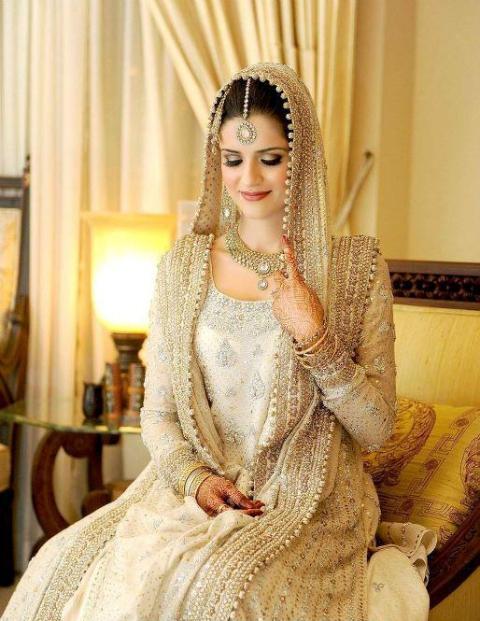Trendy Bridal Wear Eastern Dress Designs