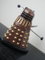 2013 Doctor Who Dalek Figure 3.75 inch scale Series 7 Character Options BBC