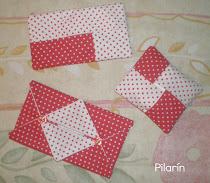Estuches para pañuelos de papel - Pilarín