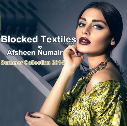 Blocked Textile Daywear Collection-14
