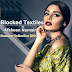 Blocked Textiles Summer Collection 2014-15 | Blocked by Afsheen Numair Daywear Dresses 2014
