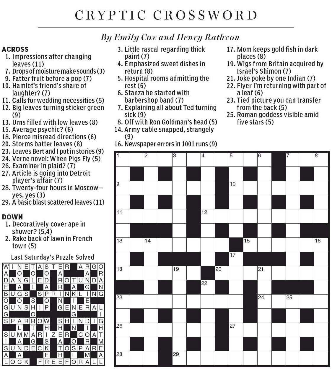 National post cryptic crossword forum october 2012 introduction biocorpaavc