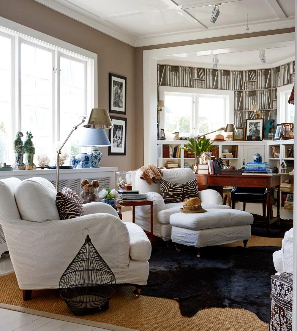 Isa´s klassiska hem: leilas lindholms vackra hem