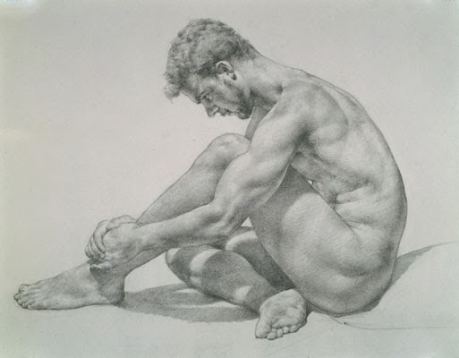 Парни эротика рисованная 392