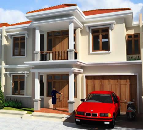 gambar teras rumah rumah minimalis modern 2014
