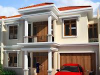 Desain Gambar Rumah Minimalis Sederhana 1 Dan 2 Lantai