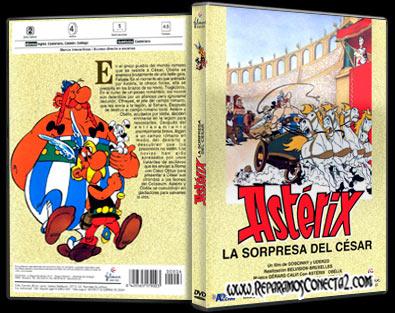 Asterix y la Sorpresa del Cesar [1985] Descargar cine clasico y Online V.O.S.E, Español Megaupload y Megavideo 1 Link
