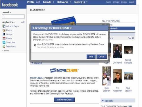 Tampilan Facebook Dari Awal Sampai Sekarang
