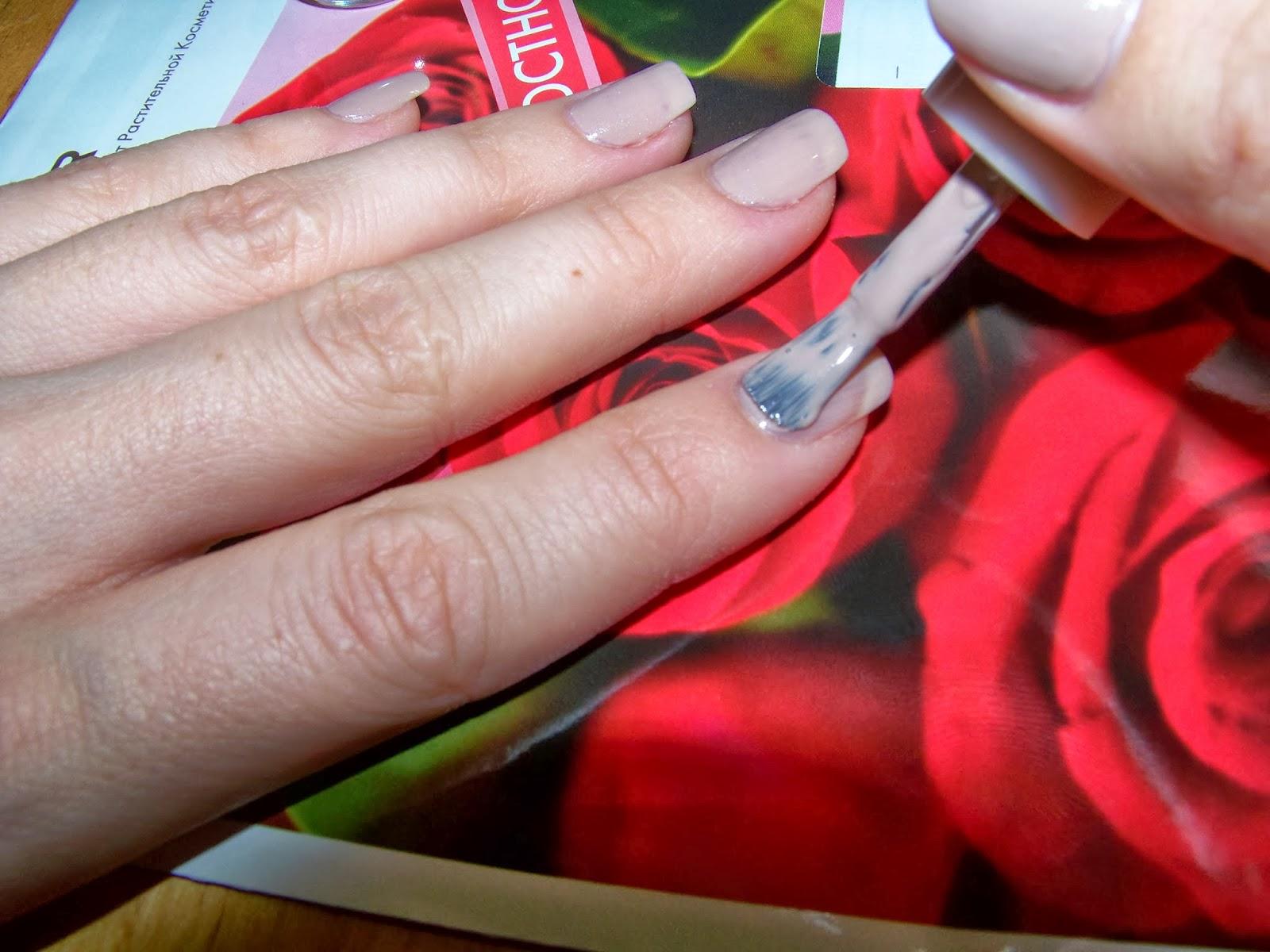 Как сделать чтобы лак на ногтях