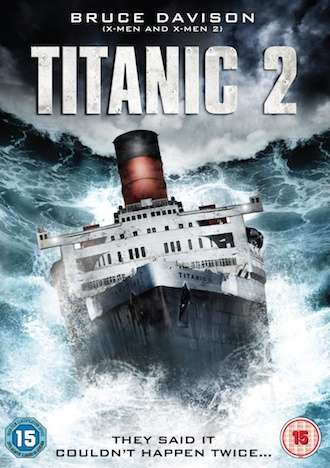 Titanic II (2010) Dual Audio Hindi 720p BRRip 680MB