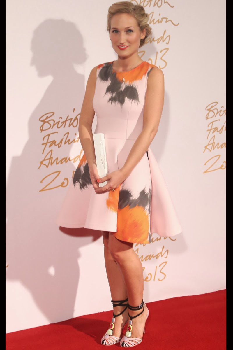 British Fashion Awards 2013 | botasdeplatino