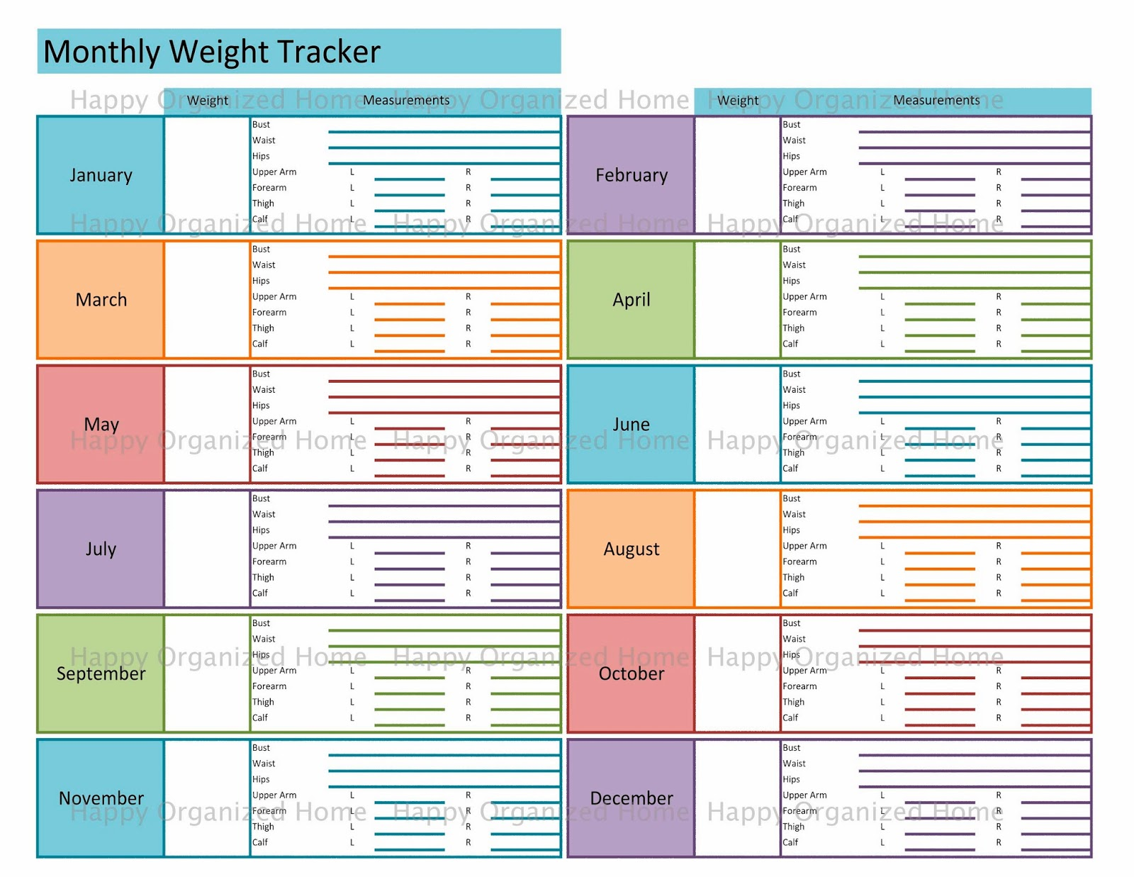 Weight loss calendar tracker,gym workout plan,workout routines for ...