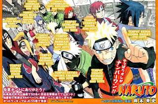 DOWNLOAD KOMIK NARUTO CHAPTER 580 BAHASA INDONESIA