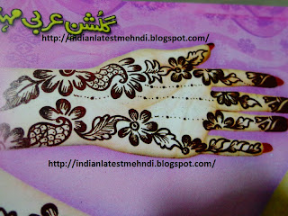 best easy mehndi designs for hands
